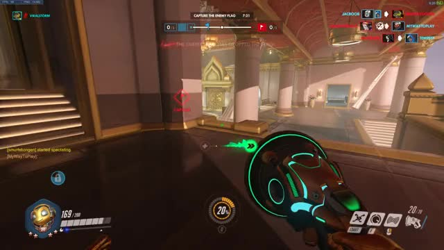 Watch vlc-record-2018-02-09-18h45m00s-Overwatch 02.09.2018 - 18.35.56.02.DVR.mp4- GIF by @sdweaver on Gfycat. Discover more related GIFs on Gfycat