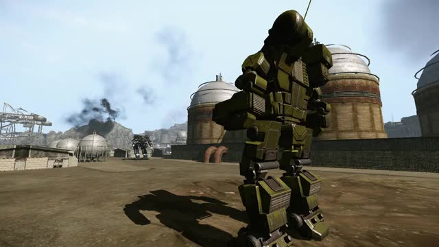 Watch and share Casual Mechwarrior GIFs and Mechwarrior Online GIFs by larsh8888 on Gfycat