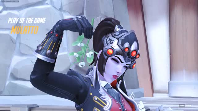 Watch flick, flick, unnecessary flick GIF on Gfycat. Discover more 3k, overwatch, widow GIFs on Gfycat