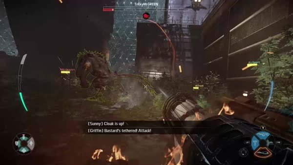 evolvegame, pcmasterrace, Aim-assist op? (reddit) GIFs