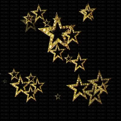 Watch and share Gold Stars Animated Black Bg GIFs on Gfycat