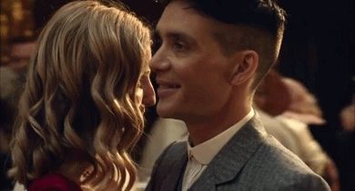 annabelle wallis, cillian murphy, dancing, grace burgess, hbdfjheirewjfndukqwen, hot as hell, my gif, peaky blinders, peaky blinders 1x03, peaky blinders gif, peaky blinders gifs, thomas shelby, tommy shelby, tommy x grace, We, from the first half of the XXI century... GIFs