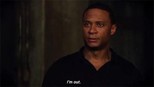 Watch this im out GIF on Gfycat. Discover more David Ramsey GIFs on Gfycat