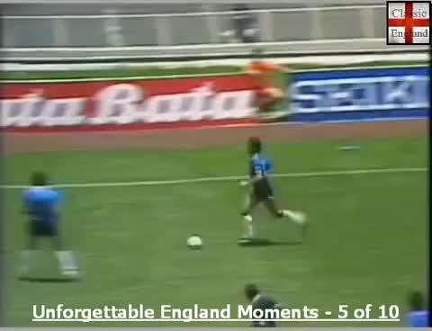 Watch and share Maradona 'Hand Of God' Goal 1986 World Cup GIFs on Gfycat