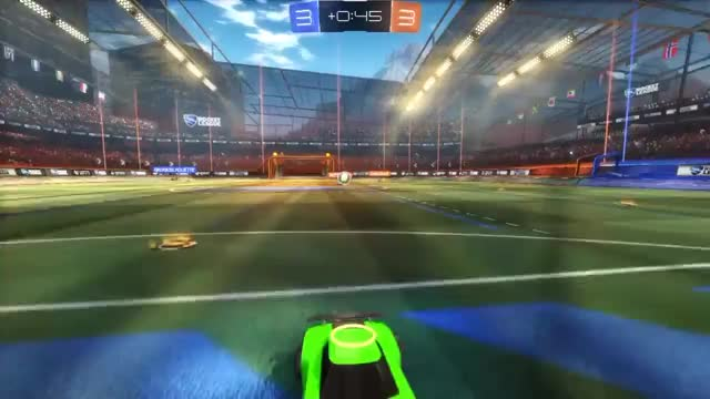 Watch and share Rocket League GIFs by Kng Jaylon™ on Gfycat