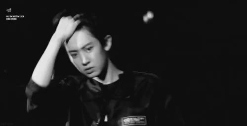 Watch and share Chanyeol Scenarios GIFs and Chanyeol Scenario GIFs on Gfycat