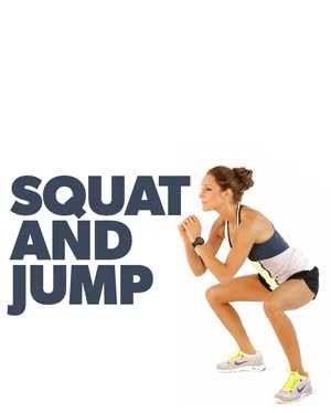 Watch and share Squat Jumps GIFs on Gfycat