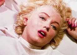 Watch Marilyn Monroe GIF on Gfycat. Discover more film, george masters, gif, marilyn monroe, ngif, niagara, old hollywood, quote about marilyn, quotes about marilyn, vintage GIFs on Gfycat
