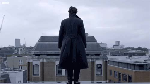 Watch and share Sherlock Holmes GIFs on Gfycat
