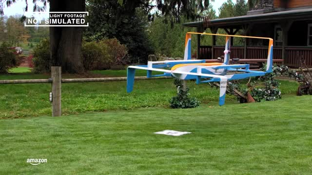Watch and share Amazon Prime Air GIFs on Gfycat