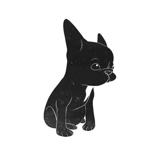 Watch and share French Bulldog GIFs on Gfycat