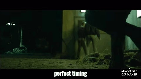gifs, movies, perfecttiming, Green Room Trailer GIFs