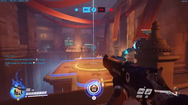 Watch Alley-Oop GIF on Gfycat. Discover more Overwatch, highlight GIFs on Gfycat