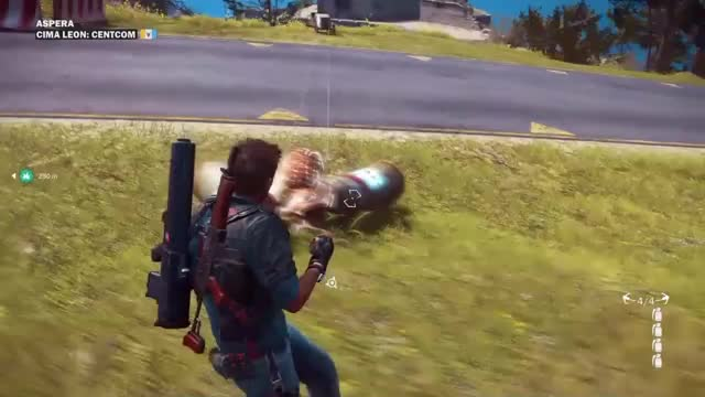 Watch Copy of Making Flying Reindeer Sleighs in Just Cause 3! GIF by ThePyrotechnician (@thepyrotechnician) on Gfycat. Discover more commentary, jc3, jc3mp, just cause 3, just cause 3 christmas, just cause 3 funny moments, just cause 3 gameplay, just cause 3 stunts, lets play just cause 3, thepyrotechnician GIFs on Gfycat
