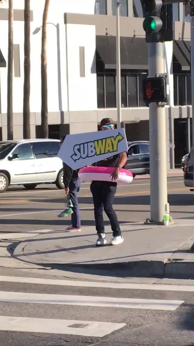 Watch He works hard for the money GIF on Gfycat. Discover more Subway GIFs on Gfycat