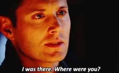 Watch and share Dean Winchester GIFs and Destiel Fluff GIFs on Gfycat
