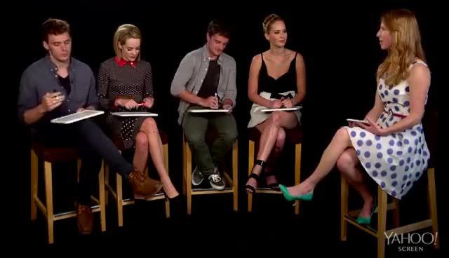 Co-star Connections, Jennifer, Jennifir, pranks to Jen GIFs