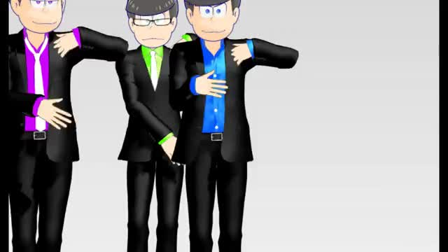 Watch 【MMDおそ松さん】- Dope GIF by @tackygif on Gfycat. Discover more related GIFs on Gfycat