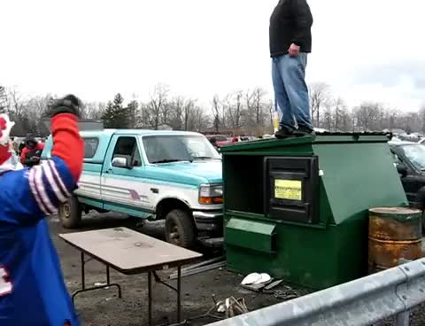 Watch Bills Army Tailgate Table Break GIF on Gfycat. Discover more related GIFs on Gfycat