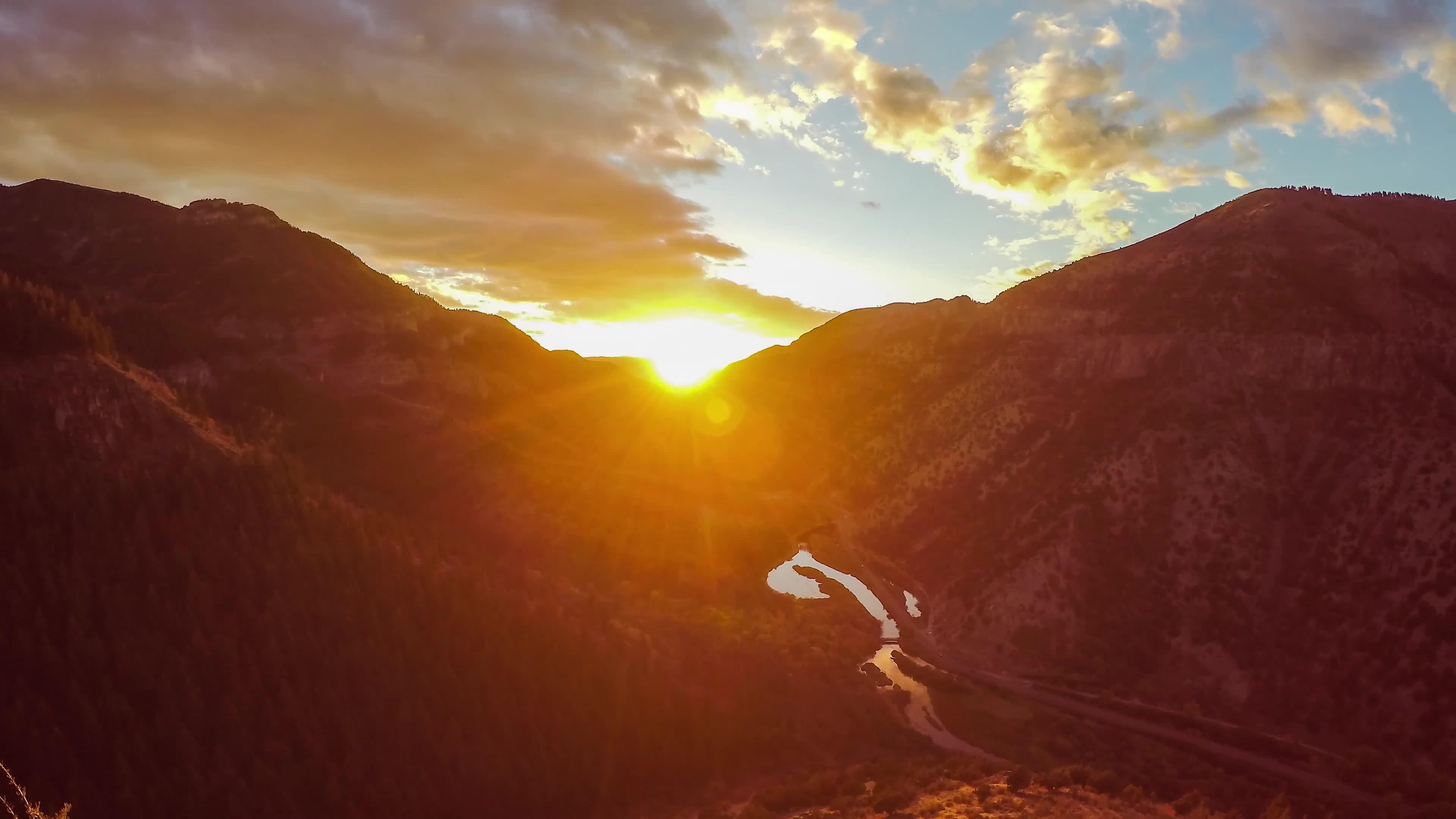 earthgifs, gopro, gopro hero 4, GoPro HERO4: Amazing Sunset Time Lapse 4K UHD GIFs