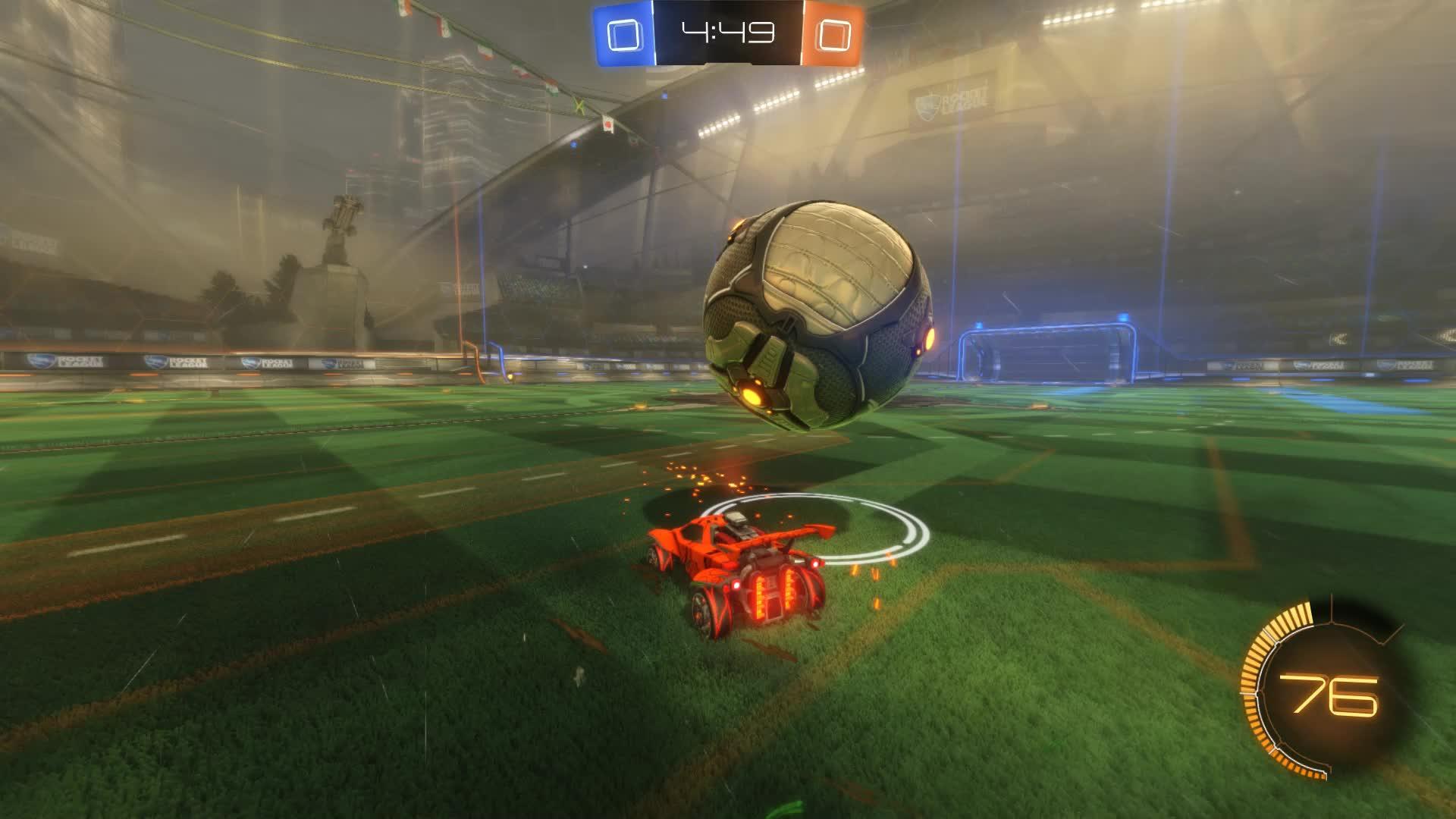 Gif Your Game, GifYourGame, Goal, Ketchup = Bipolar, Rocket League, RocketLeague, Goal 1: Ketchup = Bipolar GIFs