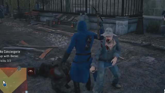 Watch Criken's Quickies: The Amateur Assassin GIF on Gfycat. Discover more assassins creed unity, criken, criken's quickies, criken2, funny, moments, montage, quickies, the amateur assassin, unity GIFs on Gfycat