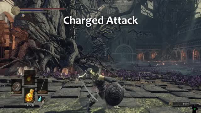 Watch and share Dark Souls 3 Katana GIFs and Uchigatana GIFs on Gfycat