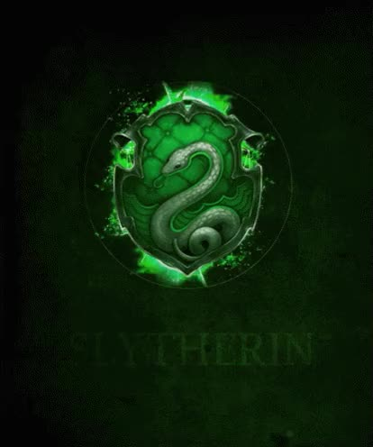 Watch and share Slytherin Harry GIFs on Gfycat