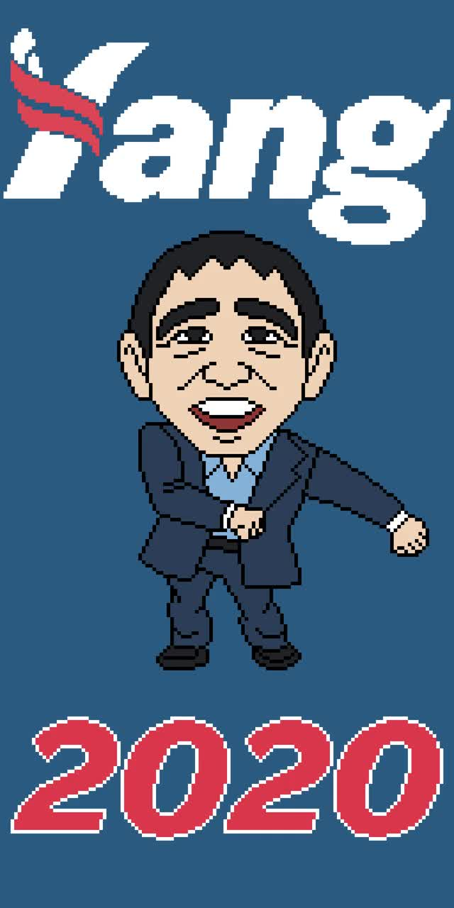 Watch and share Andrew Yang GIFs and Yang Gang GIFs by Pencilvestre on Gfycat