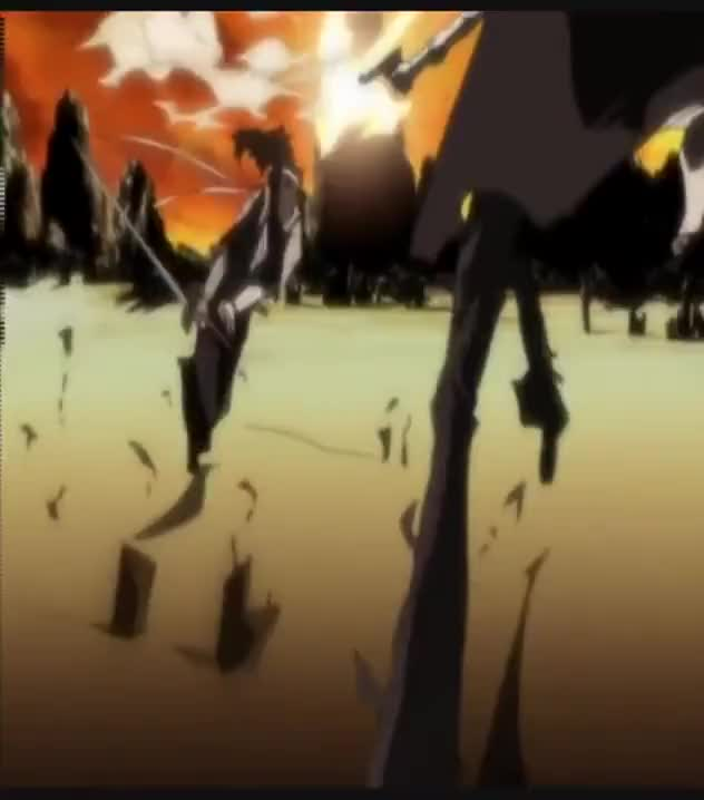 Afro Samurai Father fight 1
