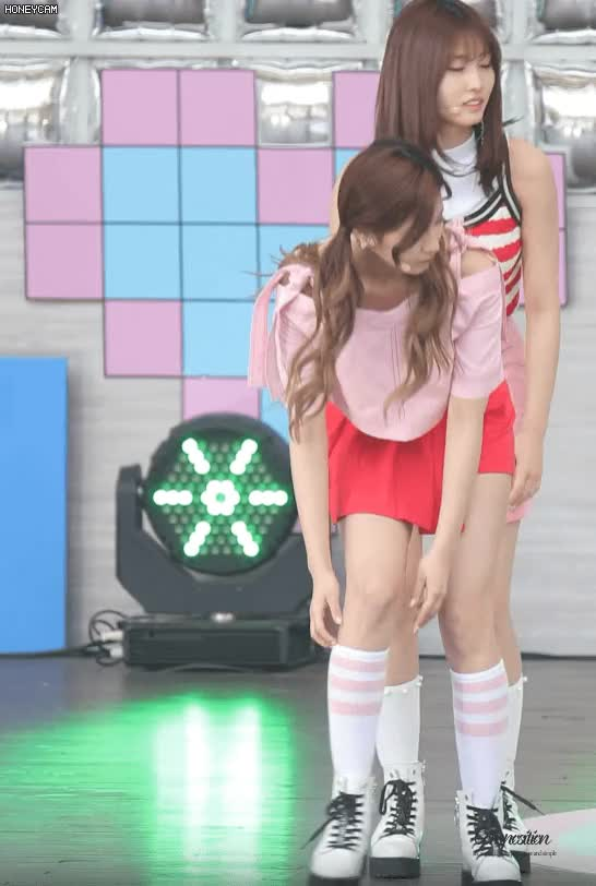 Watch and share 숙이는 조이 사나 GIFs by podong on Gfycat