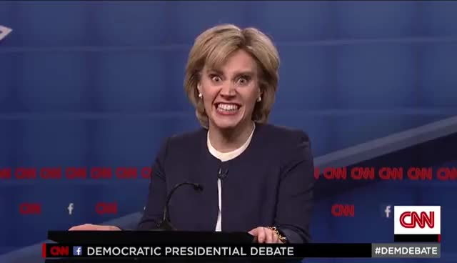 Watch Democratic Debate Cold Open - SNL GIF on Gfycat. Discover more related GIFs on Gfycat