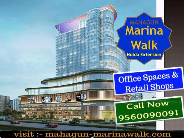 Watch and share Mahagun Marina Walk-GIF GIFs on Gfycat