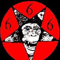 Watch and share Satanic 666 Monkey GIFs on Gfycat