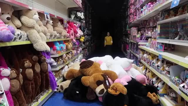 Watch 24 HOUR CHALLENGE OVERNIGHT IN SMYTHS TOY STORE!! GIF on Gfycat. Discover more 24hrs, Fort, Tiana, challenge, comedy, fun, overnight, toy, toys GIFs on Gfycat