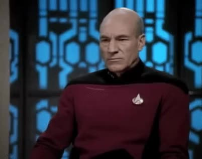 Watch and share Patrick Stewart GIFs and Celebs GIFs on Gfycat
