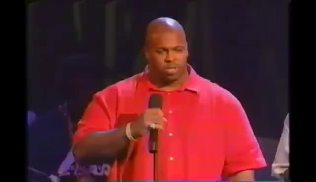 Watch (August 3, 1995) - Suge Knight Disses Puff Daddy [The Source Awards] GIF on Gfycat. Discover more related GIFs on Gfycat