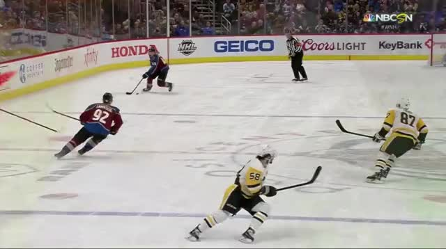 Watch Girard 1-0 B GIF by The Pensblog (@pensblog) on Gfycat. Discover more Avalanche, Girard, Penguins, The Pensblog GIFs on Gfycat