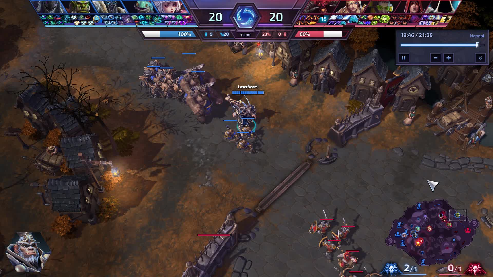heroesofthestorm, vlc-record-2018-11-16-18h54m48s-Heroes of the Storm 2018.11.16 - 18.52.38.02.mp4- GIFs