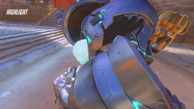 Watch bitchslap 18-10-04 00-55-03 GIF on Gfycat. Discover more highlight, overwatch GIFs on Gfycat