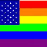 Watch and share Rainbow Flag GIFs on Gfycat