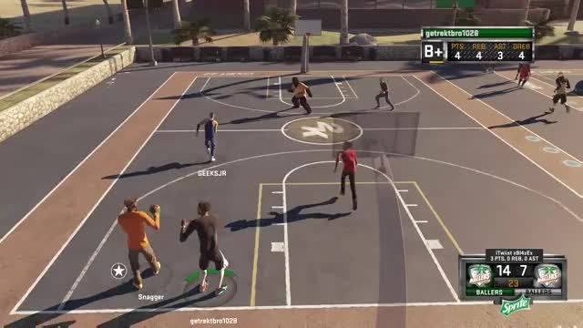 Watch this GIF by Xbox DVR (@xboxdvr) on Gfycat. Discover more NBA2K15, getrektbro1028, xbox, xbox dvr, xbox one GIFs on Gfycat