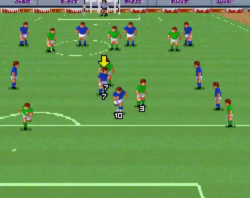 Watch and share Super Soccer GIFs and Vgjunk GIFs on Gfycat