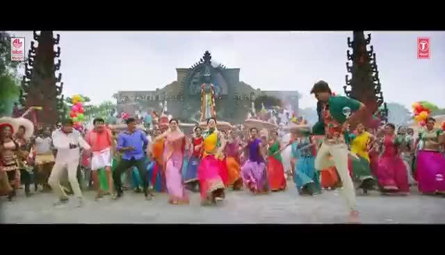 Watch and share PaPa PaPa Video Song | Bairavaa Video Songs | Vijay, Keerthy Suresh | Santhosh Narayanan GIFs on Gfycat