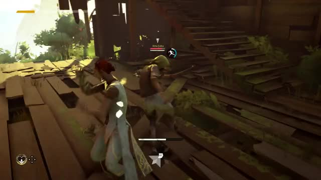 Watch Absolver GIF by @mirthe_ on Gfycat. Discover more dodge, helpme, kung fu GIFs on Gfycat