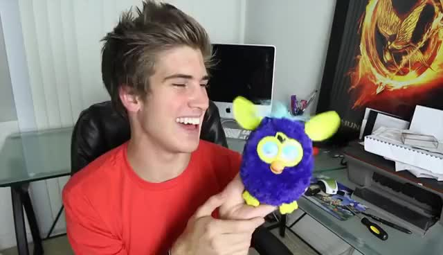 Watch this trending GIF on Gfycat. Discover more joey graceffa GIFs on Gfycat