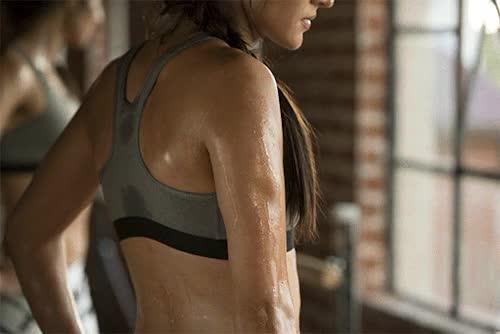 Watch Women GIF on Gfycat. Discover more betterforit, fitblr, gif, inspiration, nike women, nikeprobra, sweat, workout GIFs on Gfycat
