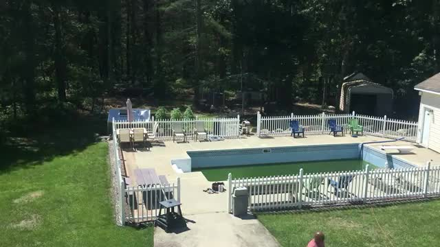 Watch and share Pool Install Time Lapse GIFs on Gfycat