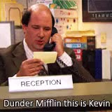 Watch and share Brian Baumgartner GIFs and Dunder Mifflin GIFs on Gfycat