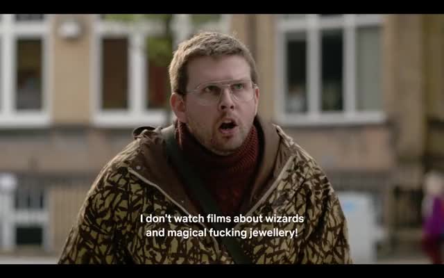 Watch I Dont Watch LOTR GIF by @fmeupwithjunk on Gfycat. Discover more related GIFs on Gfycat